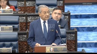 Tun M announces two-term limit for PM, CMs and MBs