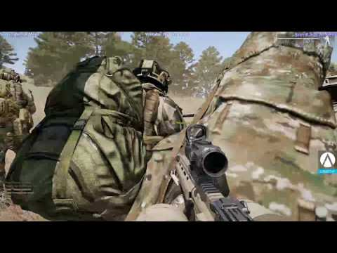 ARMA 3 Invade and Annex 77th JSOC Server