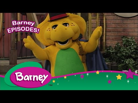 BARNEY|FULL EPISODE|Bunches Of Boxes