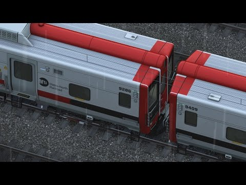 HD: Metro North M8 To Stamford Yard (NIS) Not In Service