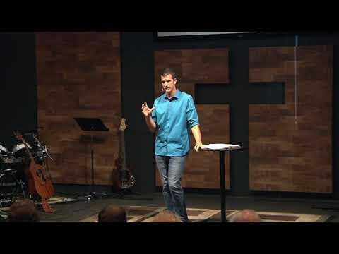 """Be The Answer To Jesus' Prayer"" John 17:20-26, Lincoln Crossroads Church. Sean Swihart"