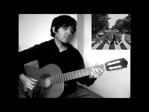 The Beatles - Something (Chord melody)