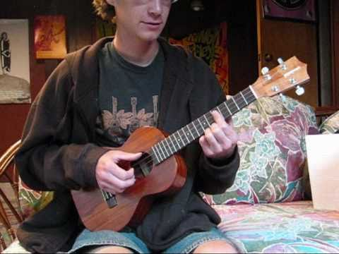 The Wind Cries Mary by Jimi Hendrix - 'Ukulele Lesson
