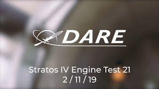 Stratos Iv Engine Test 21