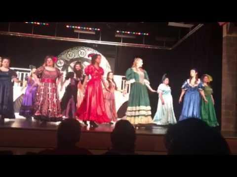 Katie ACHS Musical 2017