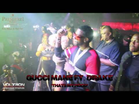 """Official Gucci Mane Welcome Home Party Hot 107.9 Bday Bash 2016 """"Thats My Hood"""""""