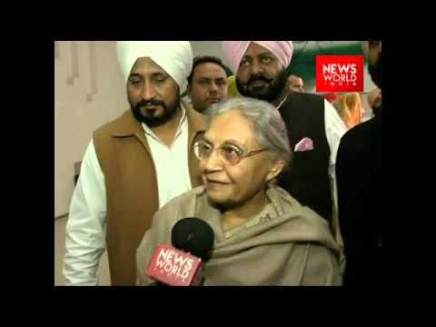 As A Citizen, I Feel Delhi Is Moving Behind: Sheila Dikshit
