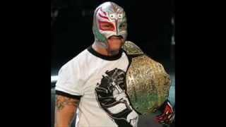 DJ J John Cena Rey Mysterio Old Theme Songs Mash Up