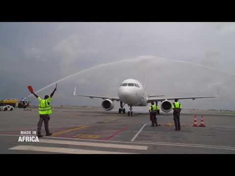 MadeinAfrica:  Marché de l'aérien, le grand décollage