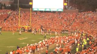 Louisville vs Clemson 2014 - All In - 4th Quarter Gamewinning Goal-line stand
