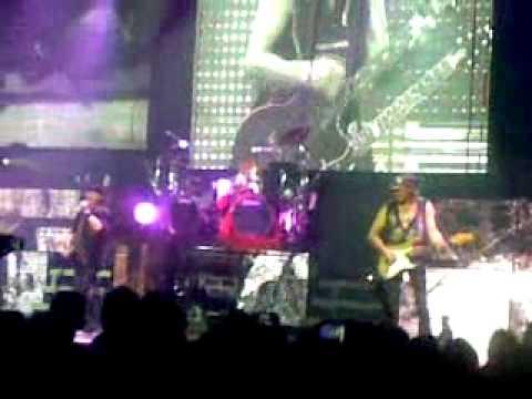 Scorpions - Wind of change [Last tour 2012]
