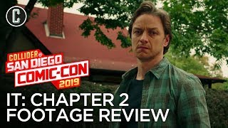 IT Chapter Two Exclusive Footage Review - SDCC 2019