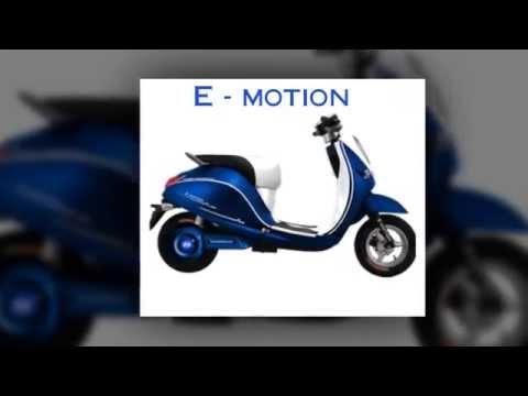 Quảng cáo xe máy điện Hyundai Emotion Plus