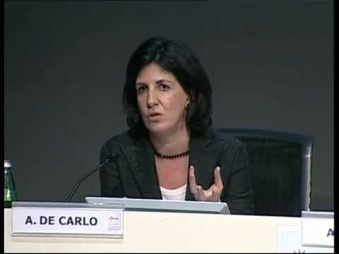 """Tor Vergata Economia -  A. De Carlo interviene alla Conferenza """"Mobile Marketing & Communication"""""""