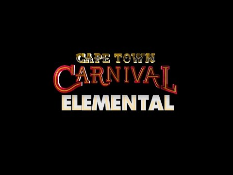 THE CAPE TOWN CARNIVAL 2015 – ELEMENTAL - OFFICIAL VIDEO