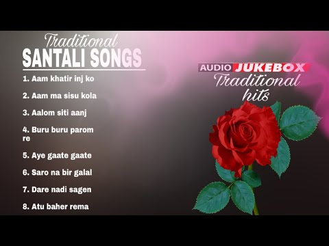 Santali Traditional Love Songs | Evergreen Hit Collection | Santali Records