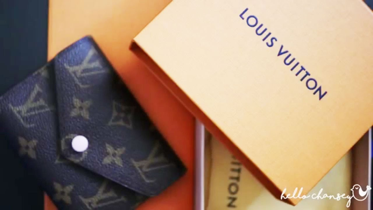953954983 Youtube Louis Vuitton Victorine Wallet | Stanford Center for ...