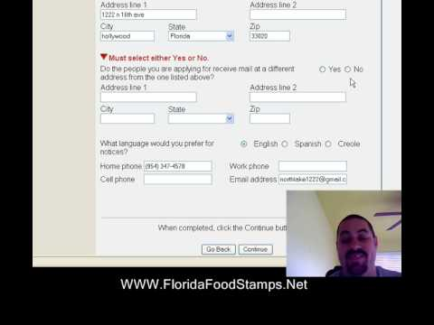 Documents I Need To Apply For Food Stamps
