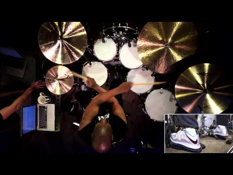 John Blackwell - Drumming Discipline & Improvisation (FULL DRUM LESSON)