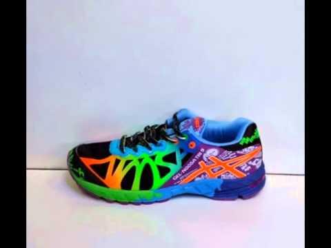 Pusat Grosir Sepatu Asics Gel Noosa Tri 9 Women s Terbaru - YouTube 3410d9c902