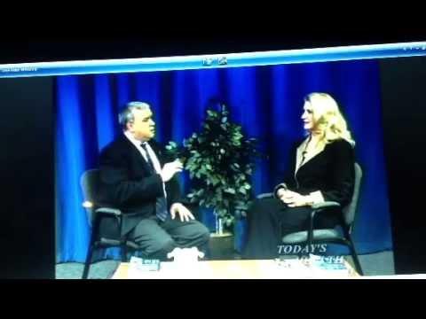 Fibromyalgia interview with Valerie Lumley Part 1