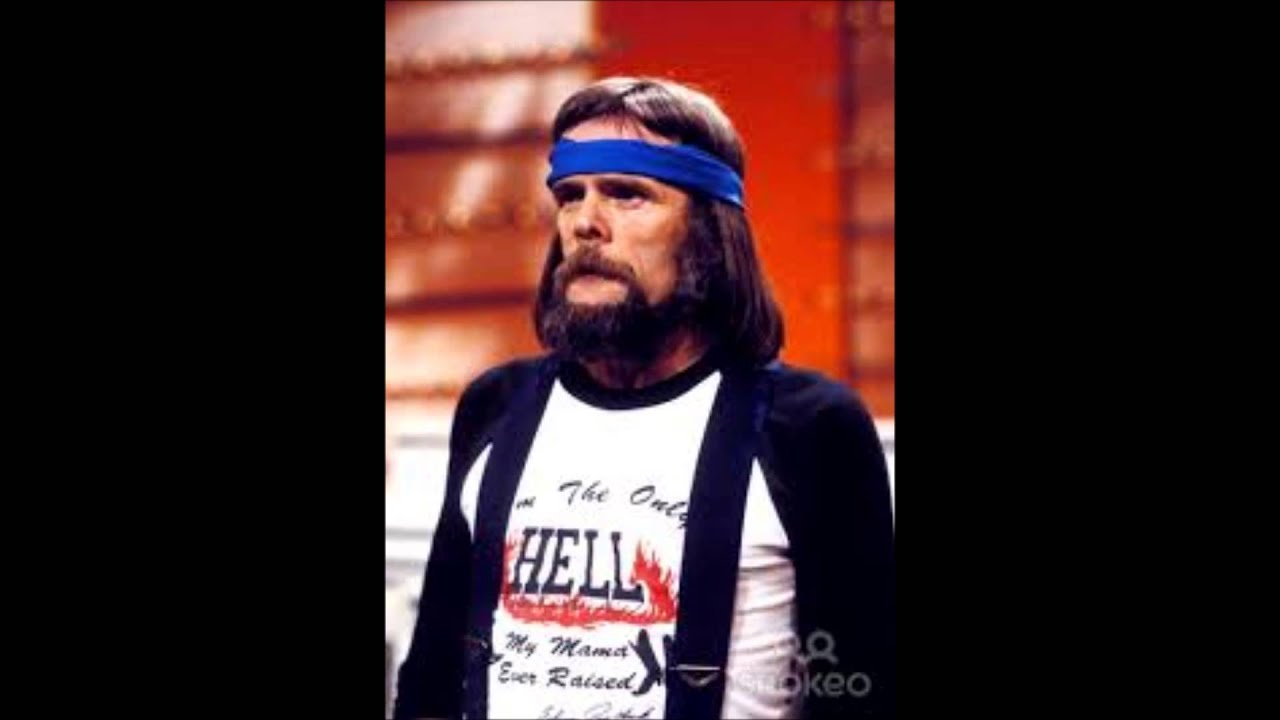 Johnny Paycheck Song And Dance Man Youtube