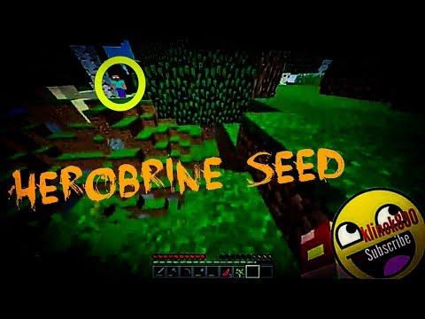 Herobrine Seed #1 Я ЧУВСТВУЮ, что не один! /Minecraft