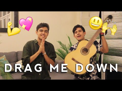 Drag me Down - One Direction [Perkins Twins Cover]