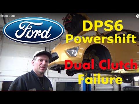 2011 Ford Fiesta DPS6  Powershift Transmission Slipping/Shudder