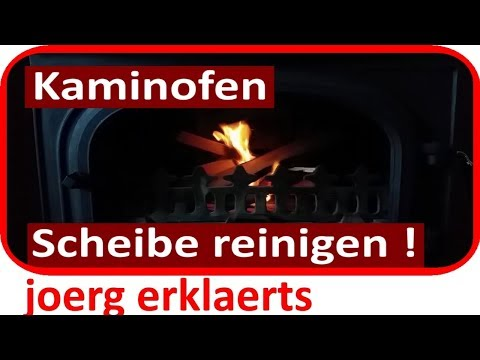 Kaminglas Reinigen With Kaminglas Reinigen