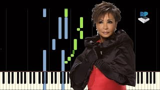 Shirley Bassey - Big Spender - Synthesia Piano Tutorial