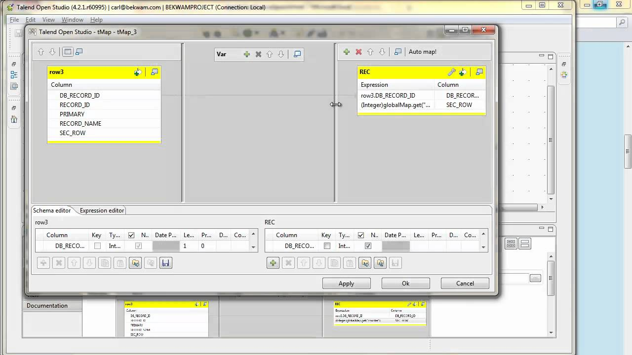 Excel File Iterate Walkthrough with Talend Open Studio