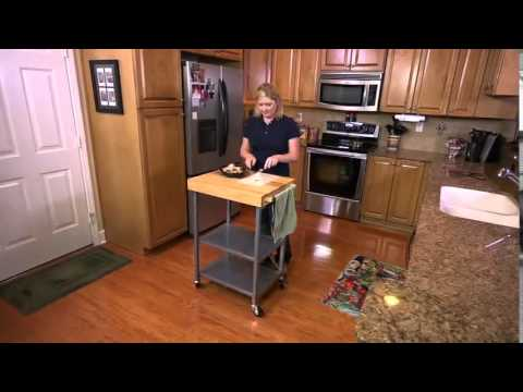 Origami Kitchen Cart Youtube