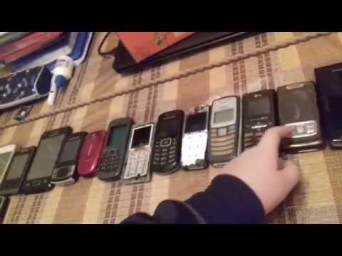Колекция Телефонов (За 23.11.2016 Без Samsung SGH-X480,C260(70)) Часть 1