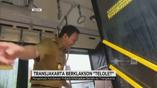 Download Video TransJakarta Berklakson 'Telolet' MP3 3GP MP4