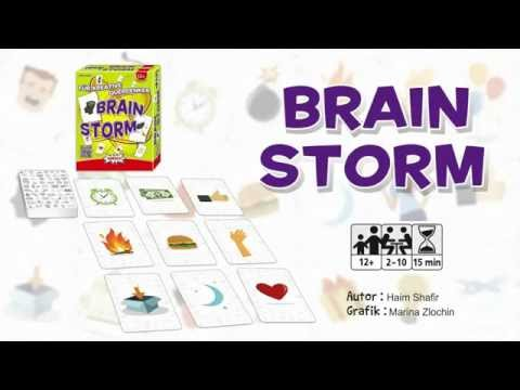Brain Storm Trailer | AMIGO