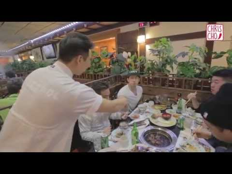 Korean Cuisine: A Family of Korean Chefs (Episode 1)