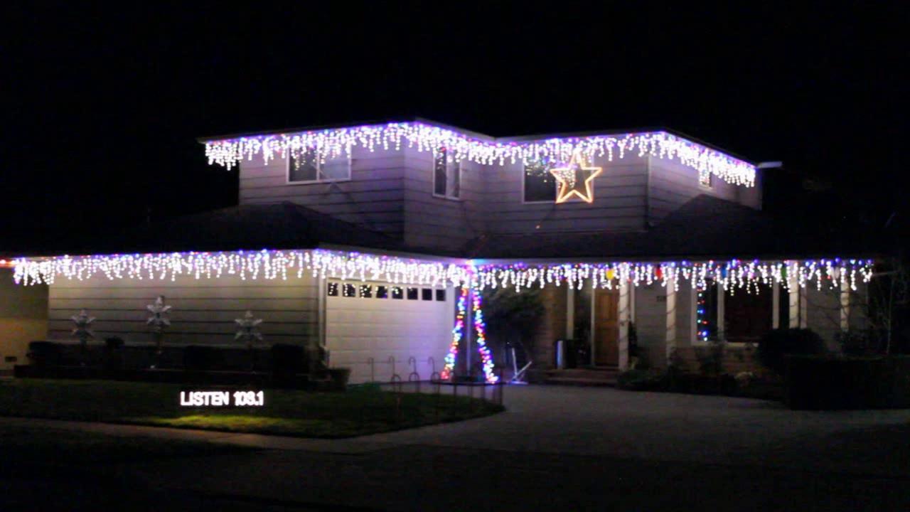light o rama sequence hand clapchristmas evelight of christmas