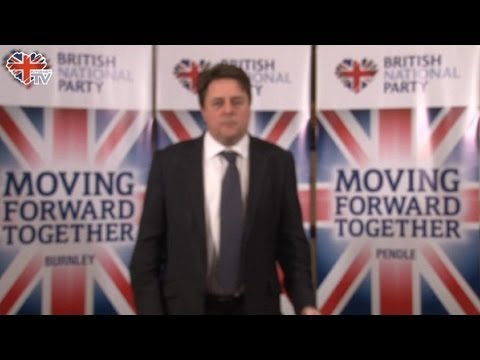 Nick Griffin MEP Questions & Answers