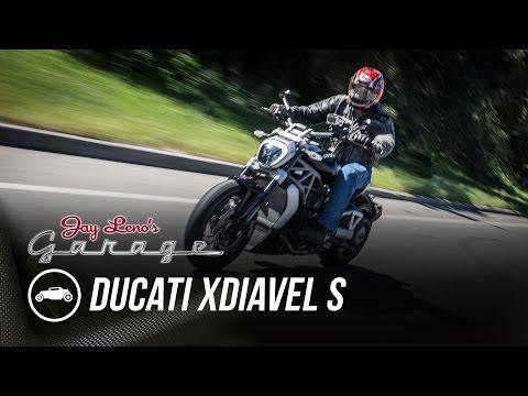 2016 Ducati XDiavel S – Jay Leno's Garage