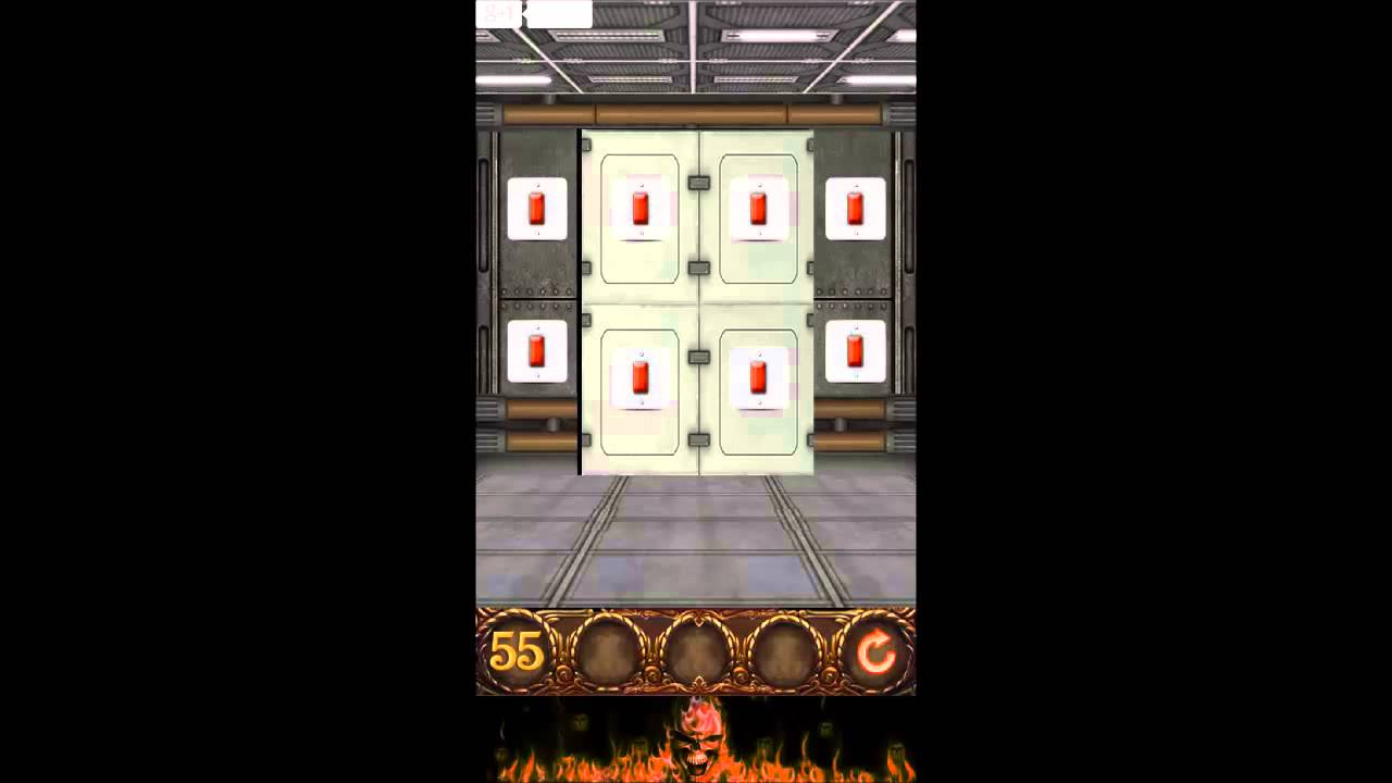 100 Doors Floors Escape Level 55 Solution Review Home Co