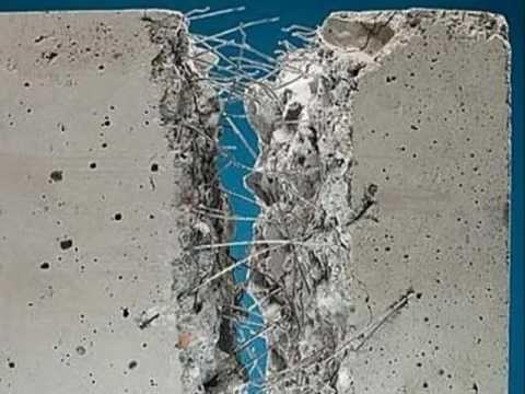 фибробетон, производство бетона