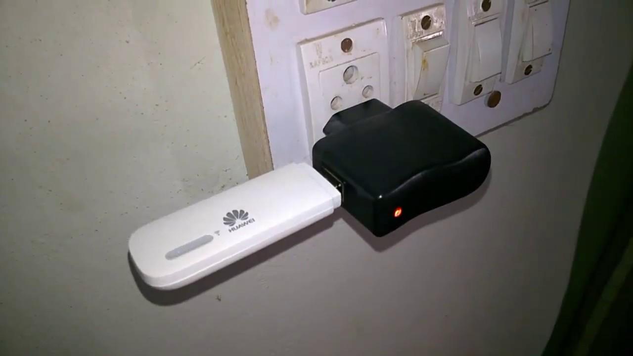 Bsnl 3G Unlimited Data Plan 1099 - Plus Huawei E8231 Wifi - Tenda N 301 2016