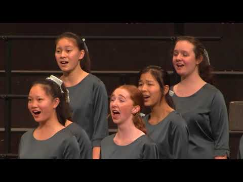 The Snow (Edward Elgar) - Saints Alive (St Cuthbert's College, Auckland)