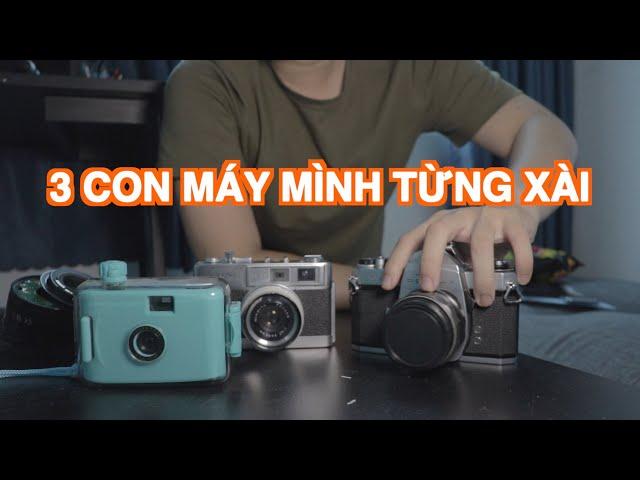 [Saleto Filmmaking] Đừng mua máy ảnh film quá ĐẮT tiền!!!