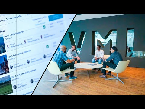 VML Delivers Video at Speed Using 90 Seconds