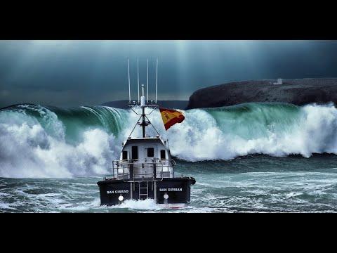 Video of San Ciprian's new Interceptor 42 pilot boat 'San Cibrao' during rough weather sea trials.
