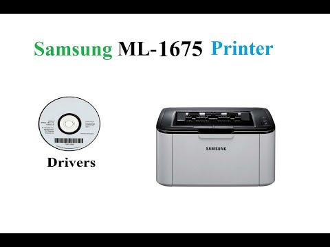 Samsung ML-1675   Driver