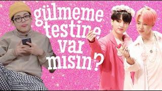 BTS Komik Anlar 4 / Gülmeme Challenge Türkçe Altyazılı / Kpop Komik Anlar