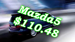 """SPEED """"Top 10 Cheapest Cars to Insure"""" (EP 2) 12-14-2012"""